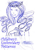 ANGELS EMBRACE® Children's Embroidery Patterns
