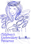 CHARACTER MATTERS® Children's Embroidery Patterns