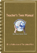 Heal The World Foundation® Teacher's Teen eManual!