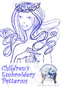 Heal The World Foundation® Children's Embroidery Patterns