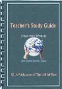 HEAL THE WORLD® Teacher's Study Guide!