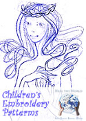 HEAL THE WORLD® Children's Embroidery Patterns