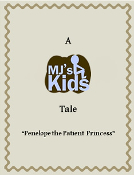 MJ'S KIDS® Children's Fictional Story Book Vol. 2
