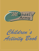 MICHAEL'S ARMY™ Children's Activity Book