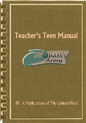 MICHAEL'S ARMY™ Teacher's Teen eManual!