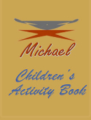 MICHAEL™ Children's Activity Book