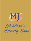 MJ™ Children's Activity Book
