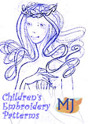 MJ™ Children's Embroidery Patterns