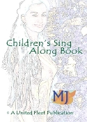 MJ™ Children's Sing Along Story Book