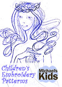 MICHAEL'S KIDS™ Children's Embroidery Patterns