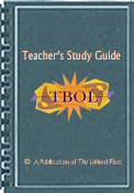 TBOL (THE BOOK OF LIFE )® Teacher's Study Guide!