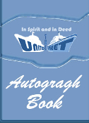 THE UNITED FLEET (TUF)™ Autograph Book!