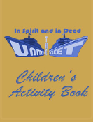 THE UNITED FLEET (TUF)™ Children's Activity Book
