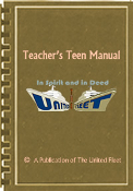 THE UNITED FLEET (TUF)™ Teacher's Teen eManual!