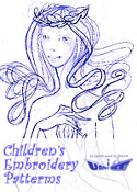 THE UNITED FLEET (TUF)™ Children's Embroidery Patterns