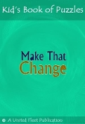 MAKE THAT CHANGE™ Children's Puzzle Book