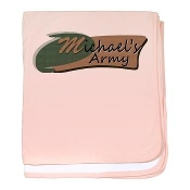 MICHAEL'S ARMY™ Baby Blanket