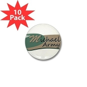 MICHAEL'S ARMY™ Mini Button (x10)