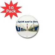 THE UNITED FLEET (TUF)™ Mini Button (x10)