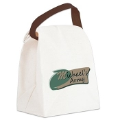 MICHAEL'S ARMY™ Canvas Lunch Bag