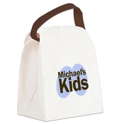 MICHAEL'S KIDS™ Canvas Lunch Bag