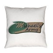 MICHAEL'S ARMY™ Pillow