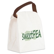 SWEETPEA™ Canvas Lunch Bag