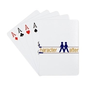 CHARACTER MATTERS® Playing Cards