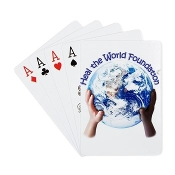 Heal The World Foundation® Playing Cards