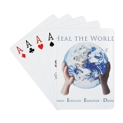 HEAL THE WORLD® Playing Cards