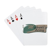 MICHAEL'S ARMY™ Playing Cards