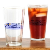 ANGELS EMBRACE® Drinking Glass