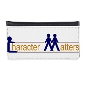 CHARACTER MATTERS® Drinking Glass