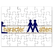 CHARACTER MATTERS® Puzzle