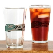 MICHAEL'S ARMY™ Drinking Glass