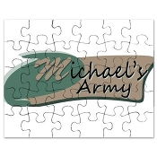 MICHAEL'S ARMY™ Puzzle