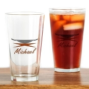 MICHAEL™ Drinking Glass
