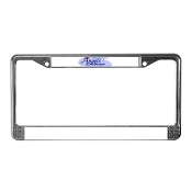 ANGELS EMBRACE® License Plate Frame