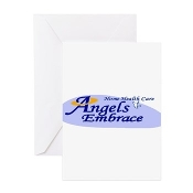 ANGELS EMBRACE® Greeting Cards