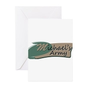 MICHAEL'S ARMY™ Greeting Cards