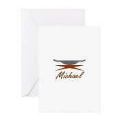 MICHAEL™ Greeting Cards