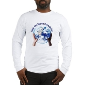 Heal The World Foundation® Long Sleeve  T-shirt