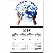 Heal The World Foundation® Calendar Print