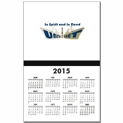 THE UNITED FLEET (TUF)™ Calendar Print