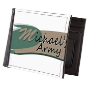 MICHAEL'S ARMY™ Mens Wallet