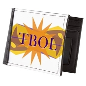 TBOL (THE BOOK OF LIFE )® Mens Wallet