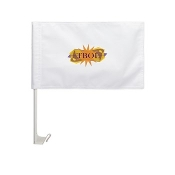 TBOL (THE BOOK OF LIFE )® Car Window Flag