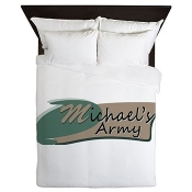 MICHAEL'S ARMY™ Queen Duvet