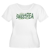 SWEETPEA™ Plus Size T-shirt