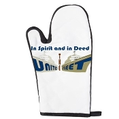 THE UNITED FLEET (TUF)™ Oven Mitt